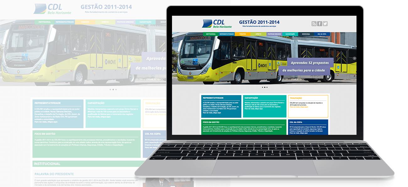 CDL site Prestação de Contas 2011/2014
